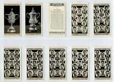 More details for full set, players, association cup winners 1930 ex (gb6979-513) f.a. cup