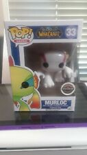 Funko Pop Murloc White gamestop exclusive