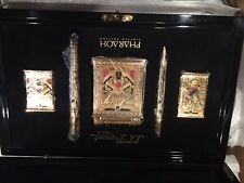 St.Dupont set Pharaoh, rare, limited edition