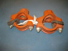 """2 Star Mechanical - T Style ~ 2-1/2"""" x 1-1/4"""" SPF - MT1 ~ Coupler w/Gasket ~ NOS"""