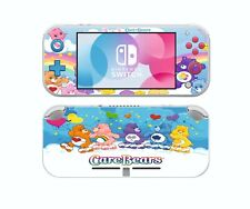 Nintendo Switch LITE CAREBEARS Sticker Game Skins Decals cover
