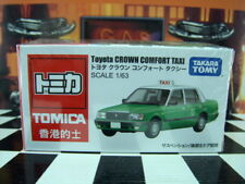 TOMICA TOYOTA CROWN COMFORT TAXI 1/63 SCALE NEW IN BOX