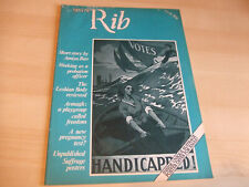 Spare Rib Women's Liberation Feminist Magazine Number 41 November 1975