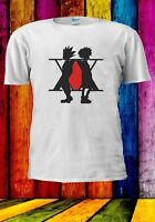 HUNTER X HUNTER MANGA JAPAN Gon Freecss Kurapika Men Women Unisex T-shirt 942