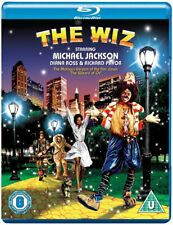 The Wiz (Blu-ray) Michael Jackson, Diana Ross, Richard Pryor, Lena Horne