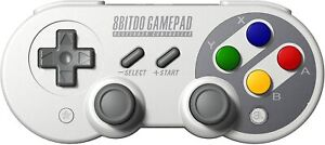 8Bitdo SF30 Pro Gamepad Compatible with Nintendo Switch