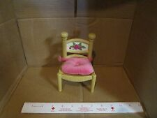 Fisher Price Briarberry BEARS 75050 Mattel 1999 Vanity Furniture Piece chair