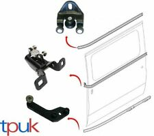 FORD TRANSIT MK6 MK7 SIDE DOOR ROLLER RUNNER LEFT TOP MIDDLE LOWER BOTTOM SET