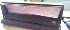 Cross Full Grain Leather Single  Top Pen Case brown autocross