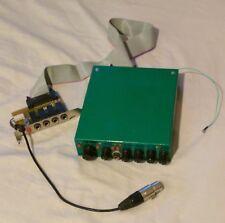 Joemeek MQ1 Compresor de equipos de audio se ajusta a la bahía PC. Joe Meek