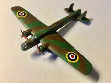 Dinky Toys No 62T Whitley Bomber Pre-War Yellow Roundels