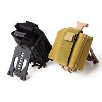 For FMA Tactical Adjustment Universal Holster for Belt System Black Tan