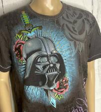 Marc Ecko Star Wars T-Shirt Cut & Sew Limited Edition Darth Vader Graphic Men XL