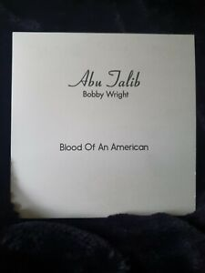 """Bobby Wright - Blood Of An American (reissue) - Vinyl (7"""" + booklet) new"""