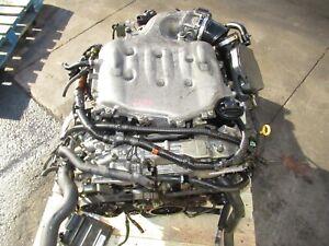 2003 2004 2005 2006 Nissan 350Z Infiniti G35 Engine VQ35DE 3.5L V6 JDM VQ35 G35