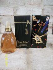 RARE ORIGINAL FORMULA Nicole Miller Eau de Parfum Perfume NIB! HUGE 3.4 oz Spray