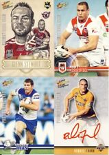 2009 Select NRL Champions Series - PROMO Set of 4 Cards