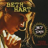 37 Days [3 Bonus Tracks], Beth Hart, Audio CD, New, FREE & FAST Delivery