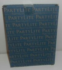 Partylite Caramel Pear 12pc Tealight Candles V04716 Brand New/Sealed Box
