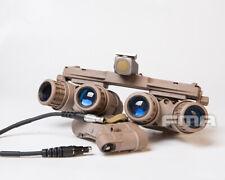 Fma Tactical Gpnvg18 Bnvs Ver Night Vision Goggles Nvg Dummy Model Tan Tb1289-B