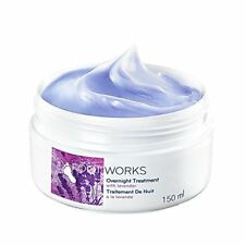 Avon Foot Works Overnight Treatment Cream with Lavender 150 ml