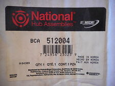 national  federal bearing 512004  92-96 CHEVY BUICK OLDS  REAR HUB ASSY