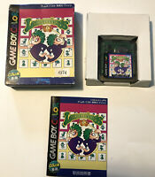 GB -- VS Lemmings -- Box. Game Boy, JAPAN Game Nintendo. Work fully!! 27032