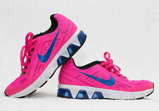 Womens Nike Air Max Boldspeed Pink Blue Womens Running Shoes 654899-600 Size8.5