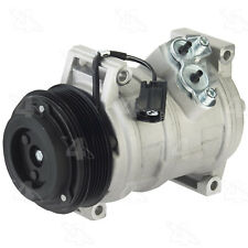 A/C Compressor-New Compressor 4 Seasons (or Equivalent) 158313