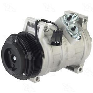 A/C Compressor-New Compressor 4 Seasons 158313