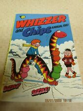 WHIZZER & CHIPS 1987