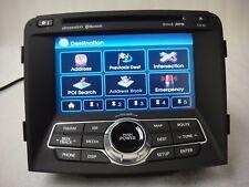 11 12 2011 2012 Hyundai Sonata Radio Cd OEM Gps Navigation System