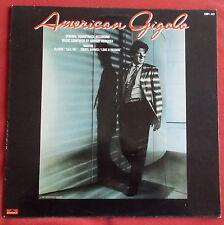 AMERICAN GIGOLO   LP ORIG FR BOF OST MORODER