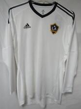 Los Angeles Galaxy Men's Size 8 (Large) Adidas Adizero Goalkeeper Jersey A1 653