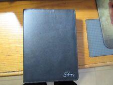 KJV Spurgeon Study Bible - Genuine Leather - Black (NEW)