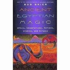 Ancient Egyptian Magic - Paperback NEW Brier, Bob 1999-10-21