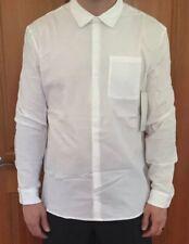 LULULEMON Mens Size XXL All Town Buttondown Long Sleeve Shirt White Casual NWT