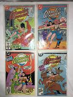 DC Comics:The Legend of Wonder Woman Complete Four Part Mini-series (1986)