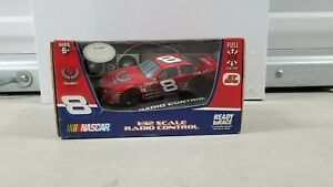 NEW OFFICIAL NASCAR 1:32 SCALE DALE EARNHARDT JR.RADIO CONTROL #8 FULL FUNCTION