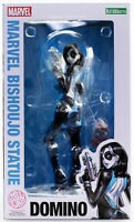 Kotobukiya Bishoujo Marvel Comics Domino Statue Figure USA SELLER IN STOCK