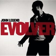 Evolver by John Legend (G.O.O.D./Columbia)