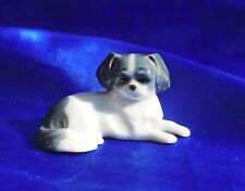 Vintage Germany Metzler Ortloff Mo Porcelain Japanese Chin dog Havenese Shih Tzu