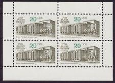 DDR xx KLB 3078 - 750 Jahre BERLIN - unten nicht durchgezähnt (13091/87N)