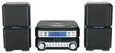 Naxa Digital Micro Compact Shelf Cd Player System Am/Fm Radio w/ Aux-In & Remote