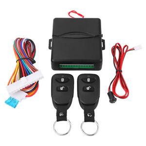Universal Auto Funkfernbedienung Keyless Entry System für Zentralverriegelung DE