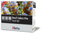 Red Sea Reef Colors Pro Test Kit (I2/K/Fe)