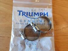 Triumph,T3700315,Cooling hose clamps 25x52, Daytona Sp/tri Sprint St/tri Tiger