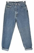 NEW Vintage Wrangler SCARLETT High Waisted Tapered MOM Jeans Size 10 W28 L31