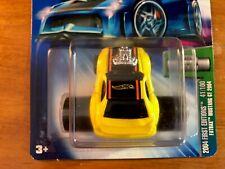 Hot Wheels 2004 First Editions - Fatbax Mustang GT2004 - Yellow