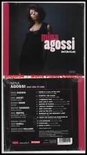 "MINA AGOSSI ""Just Like A Lady"" (CD Digipack) 2010 NEUF"